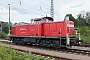 """MaK 1000719 - Railsystems """"291 037-0"""" 19.09.2015 - GlauchauRudi Lautenbach"""
