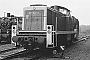"""MaK 1000722 - DB """"291 040-4"""" 07.06.1986 - Rothenburg (Wümme)Helmut Philipp"""