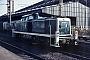 "MaK 1000724 - DB ""291 051-1"" 19.03.1976 - Bremen, HauptbahnhofNorbert Lippek"