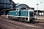 "MaK 1000724 - DB ""291 051-1"" 07.05.1976 - Bremen, HauptbahnhofNorbert Lippek"