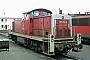 """MaK 1000725 - DB Cargo """"291 052-9"""" 15.05.2003 - Osnabrück, BetriebshofKlaus Görs"""