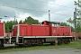 "MaK 1000727 - DB Cargo ""291 054-5"" 25.05.2003 - Emden, BetriebshofKlaus Görs"
