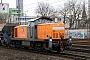 "MaK 1000730 - BEG ""295 057-4"" 04.04.2018 - Köln, Bahnhof WestDr. Günther Barths"