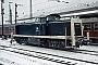 "MaK 1000737 - DB ""291 064-4"" 14.01.1977 - Bremen, HauptbahnhofNorbert Lippek"
