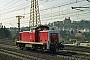 "MaK 1000737 - DB Cargo ""295 064-0"" 18.03.2002 - FuldaMarvin Fries"