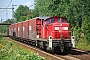 """MaK 1000740 - DB Schenker """"295 067-3"""" 26.08.2009 - Lehrte-AhltenYannick Hauser"""