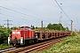 """MaK 1000741 - DB Schenker """"295 068-1"""" 10.08.2010 - Lehrte-AhltenYannick Hauser"""