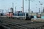 "MaK 1000742 - DB ""291 069-3"" 27.02.1981 - Bremen, HauptbahnhofNorbert Lippek"