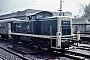 "MaK 1000744 - DB ""291 071-9"" 13.05.1977 - Bremen, HauptbahnhofNorbert Lippek"