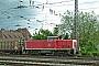 """MaK 1000745 - DB Cargo """"295 072-3"""" 15.05.2003 - Osnabrück, HauptbahnhofKlaus Görs"""