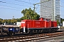 "MaK 1000745 - BM Bahndienste ""295 072-3"" __.09.2017 - MannheimNorbert Basner"