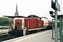 "MaK 1000746 - DB Cargo ""295 073-1"" __.10.2001 - DelmenhorstAndreas Kriegisch"