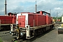 """MaK 1000747 - DB Cargo """"295 074-9"""" 25.05.2003 - Osnabrück, BetriebshofKlaus Görs"""