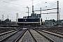 "MaK 1000749 - DB ""291 076-8"" 23.07.1978 - Bremen, Bahnbetriebswerk Bremen RbfNorbert Lippek"