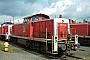 """MaK 1000749 - DB Cargo """"295 076-4"""" 25.05.2003 - Osnabrück, BetriebshofKlaus Görs"""