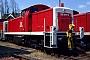 "MaK 1000750 - DB AG ""295 077-2"" 13.07.1997 - Bremen, Bahnbetriebswerk Bremen RbfKlaus J.  Ratzinger"