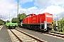 """MaK 1000750 - BM Bahndienste """"295 077-2"""" 13.08.2017 - Mannheim, RangierbahnhofErnst Lauer"""