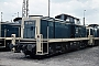 "MaK 1000751 - DB ""291 078-4"" 23.07.1978 - Bremen, Bahnbetriebswerk Bremen RbfNorbert Lippek"