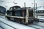 "MaK 1000752 - DB ""291 079-2"" 05.01.1979 - Bremen, HauptbahnhofNorbert Lippek"