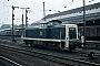 "MaK 1000760 - DB ""291 087-5"" 23.11.1979 - Bremen, HauptbahnhofNorbert Lippek"