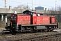 """MaK 1000760 - Railion """"295 087-1"""" 24.03.2005 - Hamburg-UnterelbeDietrich Bothe"""