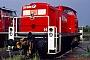 """MaK 1000762 - DB AG """"291 089-1"""" 18.07.1998 - Bremerhaven, BahnbetriebswerkKlaus J.  Ratzinger"""