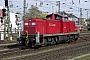 "MaK 1000764 - DB Cargo ""291 091-7"" 04.04.2002 - Bremen, HauptbahnhofDietrich Bothe"