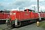 """MaK 1000766 - DB Cargo """"295 093-9"""" 25.05.2003 - Osnabrück, BetriebshofKlaus Görs"""