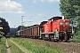 """MaK 1000766 - DB Cargo """"295 093-9"""" 11.06.2003 - bei Natrup HagenHeinrich Hölscher"""