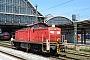 """MaK 1000767 - DB Schenker """"295 094-7"""" 02.06.2010 - Bremen HbfYannick Hauser"""