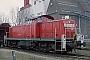"MaK 1000771 - DB Schenker ""295 098-8"" 10.03.2013 - Hamburg, Hohe SchaarBernd Spille"