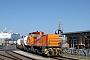 MaK 1000792 - Seehafen Kiel 21.04.2011 - Kiel, BollhörnkaiFlorian Albers
