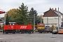 """MaK 1000799 - AVG""""464"""" 02.10.2007 - Ettlingen Stadt, AVG BetriebshofIngmar Weidig"""