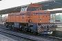 """MaK 1000799 - AVG """"V 64"""" 14.05.1990 - Landau (Pfalz), HauptbahnhofArchiv Ingmar Weidig"""