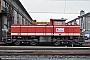 MaK 1000804 - Stahl Gerlafingen 09.12.2008 - GerlafingenTheo Stolz