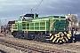 "MaK 1000829 - DE ""32"" 14.11.1985 - Kiel, Kleinbahnhof SüdUlrich Völz"