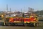 """MaK 1000856 - TKSE """"523"""" 08.02.2012 - Duisburg-Hamborn, TKSELucas Ohlig"""