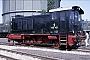 "MaK 360010 - EDK ""V 36 401"" 07.09.1985 - Karlsruhe, GleisbauhofJoachim Lutz"