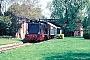 "MaK 360015 - HEF ""V 36 406"" 04.05.1986 - Frankfurt (Main), Eiserner StegIngmar Weidig"