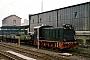 "MaK 360015 - DB ""236 406-5"" __.10.1978 - Frankfurt (Main), AußenbahnhofErhard Hemer"