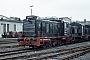 "MaK 360020 - DB ""236 411-5"" 13.06.1979 - Bremen, AusbesserungswerkNorbert Lippek"