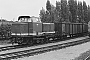 """MaK 400058 - Stadtwerke Emmerich """"5"""" 17.09.1986 - EmmerichUlrich Völz"""