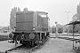 """MaK 500022 - WLE """"VL 0611"""" 10.06.1980 - Lippstadt, Bahnbetriebswerk Stirper StraßeChristoph Beyer"""