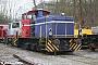 "MaK 500048 - On Rail ""OR 31"" 13.04.2018 - Hattingen (Ruhr)Lutz Goeke"