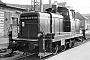 "MaK 600001 - DB ""261 003-8"" 05.08.1970 - Nürnberg, HauptbahnhofDr. Werner Söffing"