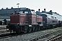"MaK 600004 - DB ""265 001-8"" 09.05.1979 - Bremen, AusbesserungswerkNorbert Lippek"