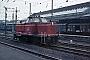 "MaK 600004 - DB ""265 001-8"" 16.05.1975 - Bremen, HauptbahnhofNorbert Lippek"