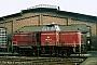 "MaK 600005 - DB ""265 002-6"" 30.11.1975 - Hamburg-Altona, BahnbetriebswerkUlrich Budde"