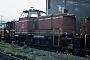 "MaK 600007 - DB ""265 004-2"" 09.07.1980 - Bremen, AusbesserungswerkNorbert Lippek"