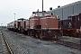 "MaK 600011 - DB ""265 008-3"" 29.06.1978 - Bremen, AusbesserungswerkNorbert Lippek"